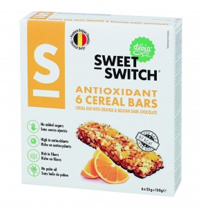 S-S 019 Antioxidant Cereal Bars